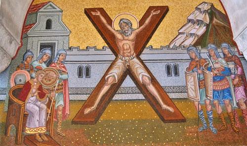 Sfantul Andrei - Apostolul romanilor