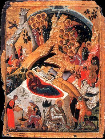 Nasterea celei dupa trup a Domnului Dumnezeului si Mantuitorului nostru Iisus Hristos