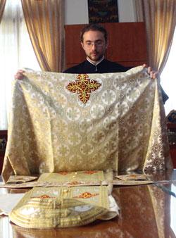 Vesmintele liturgice - origine si semnificatie