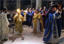 Existenta seculara si viata liturgica