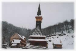 Manastirea Luncanii de Sus