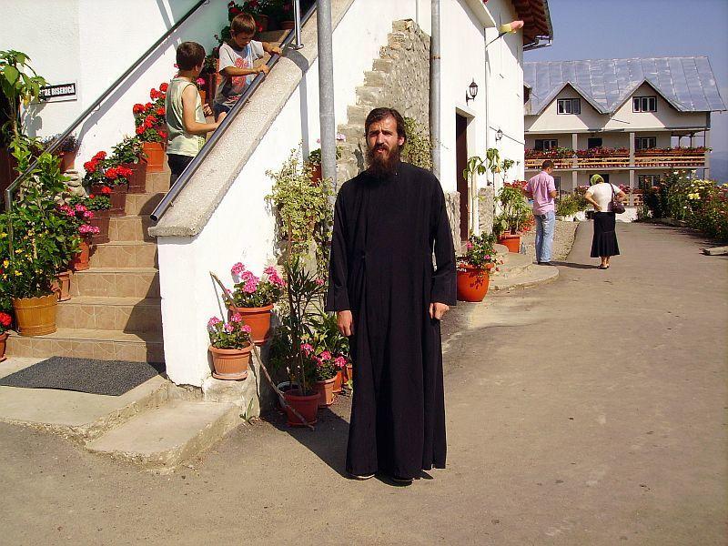 Rugaciunea  in manastire