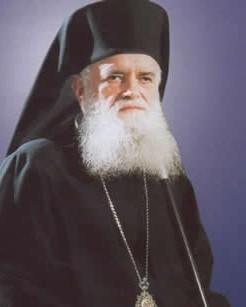 PS Damaschin, episcopul Sloboziei si Calarasilor