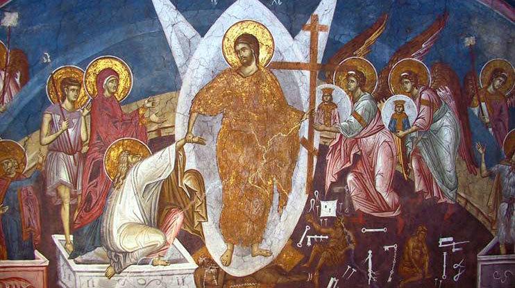 Taina Sfintelor Pasti