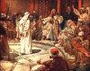 Procesul lui Hristos - Judecata Sanhedrinului