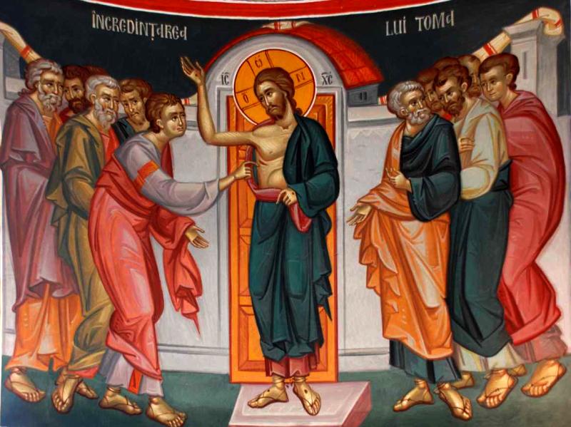 Aratarile lui Hristos dupa Inviere