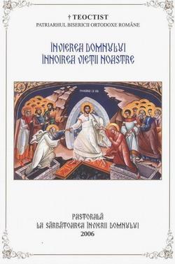Pastorala la Sarbatoarea Invierii Domnului, 2006