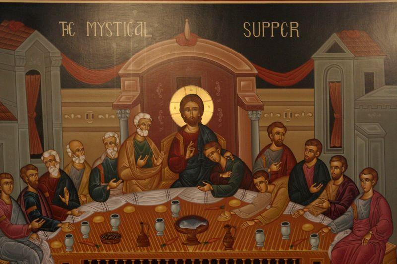 Talcuirea Evangheliei din Miercurea Mare