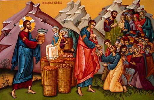 Predica la Duminica a VIII-a dupa Rusalii
