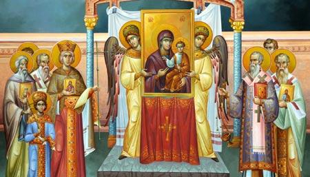 Predica la Duminica intai a Sfantului si Marelui Post