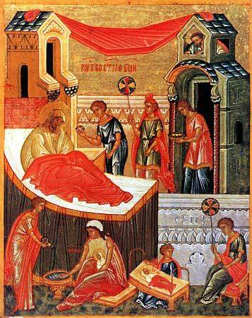Predica la Nasterea Maicii Domnului