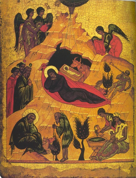 Cuvant la Nasterea Mantuitorului nostru Iisus Hristos
