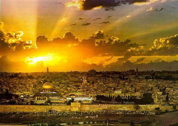 Ierusalimul - loc sacru si centru a trei religii monoteiste