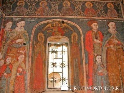 Biserica Stavropoleos - Fereastra