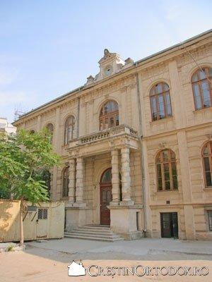 Facultatea de Teologie Ortodoxa Bucuresti