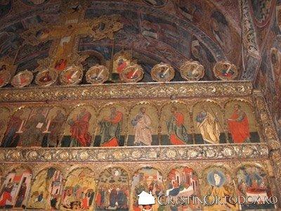 Manastirea Voronet - Catapeteasma