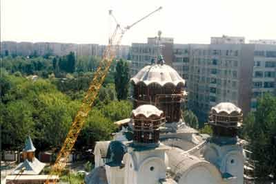 Cea mai mare biserica din Drumul Taberei