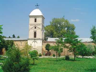 Sfintii Voievozi din Baragan