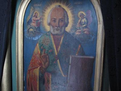 Sfantul Nicolae din Bitina face minuni!