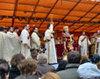 Hramul Sfantului Apostol Andrei, zi de mare...