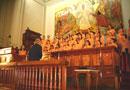 Festivalul Bucuresti - oras al muzicii, sustinut la Palatul Patriarhiei din Bucuresti