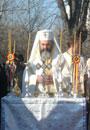 Prea Fericitul Patriarh Daniel a pus piatra de temelie la Catedrala Patriarhala