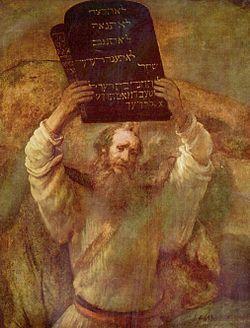 Cele 10 porunci Dumnezeiesti