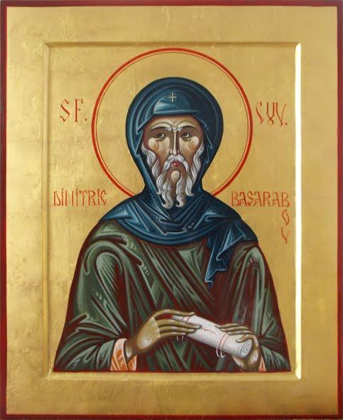 Viata Sfantului Dimitrie cel Nou