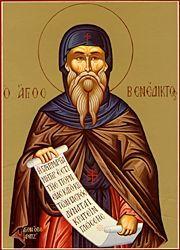 Preacuviosul Parinte Benedict