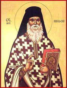 Viata Parintelui Nostru Nifon, Patriarhul Tarigradului