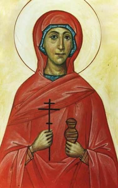 Maria, nepoata avvei Avraam - o icoana a mantuirii
