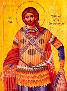 Sfantul Mucenic Emilian din Durostorum