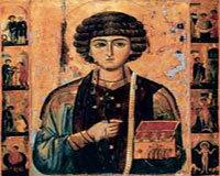 Sfantul Pantelimon, ocrotitor al medicilor si tamaduitor al bolnavilor