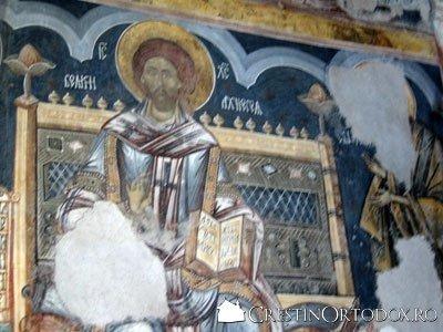 Manastirea Probota - Deisis