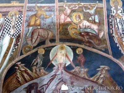 Manastirea Probota - Schimbarea la Fata