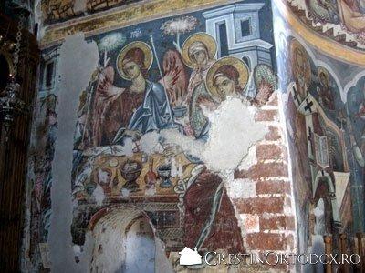 Manastirea Probota - Sfanta Treime