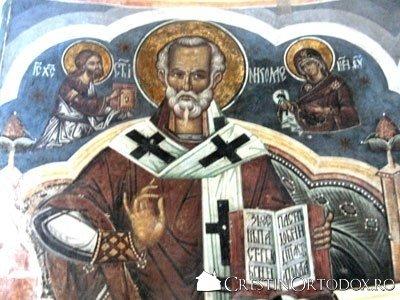 Manastirea Probota - Sfantul Ierarh Nicolae