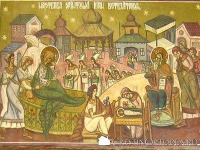 Schitul Sihla - Nasterea Sfantului Ioan Botezatorul