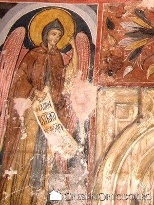 Manastirea Humor - Sfantul Arhanghel