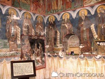 Manastirea Humor - Sfintii Cuviosi