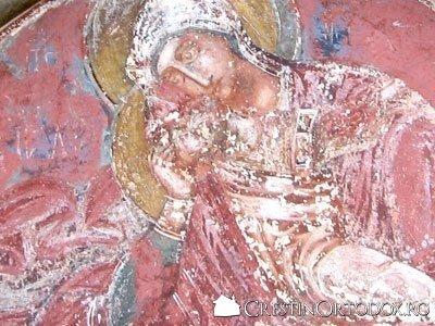 Manastirea Humor - Maica Domnului Dulcea Sarutare