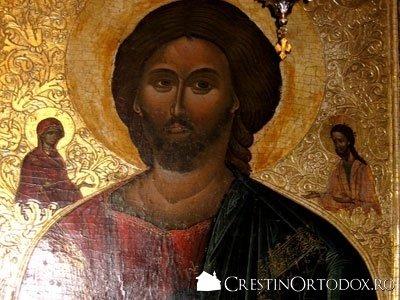 Manastirea Humor - Mantuitorul Hristos