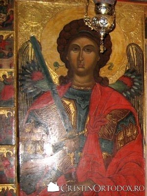 Manastirea Humor - Sfantul Arhanghel Mihail