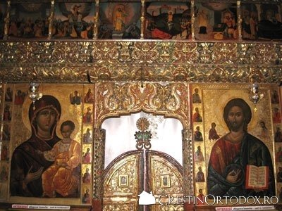 Manastirea Humor - Icoanele Imparatesti