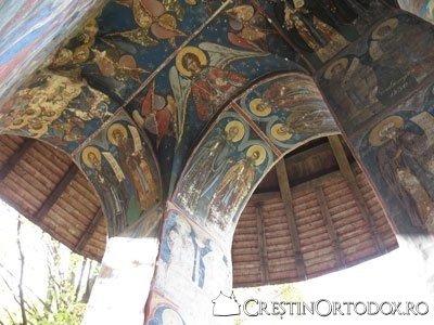 Manastirea Humor - Arcade din Pridvor