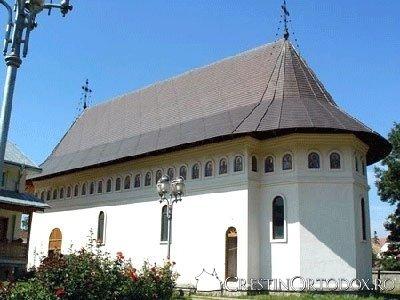 Manastirea Bogdana - biserica noua