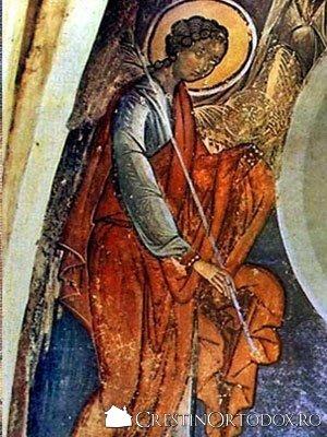 Manastirea Balinesti - Inger