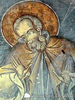 Manastirea Balinesti - Sfantul Sisoe