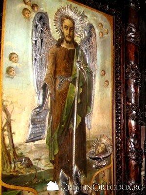Schitul Maicilor - Sfantul Ioan Botezatorul