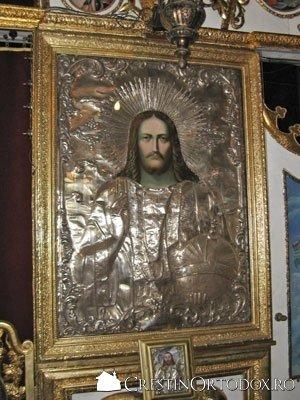 Icoana Imparateasca - Biserica Sfantul Vasile